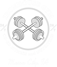 Ironhouse Gym Retina Logo
