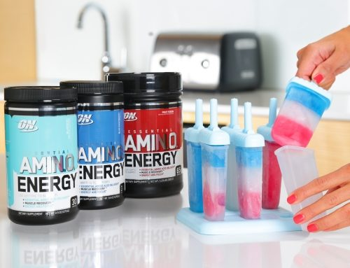 Optimum Nutrition Amino Energy Pops