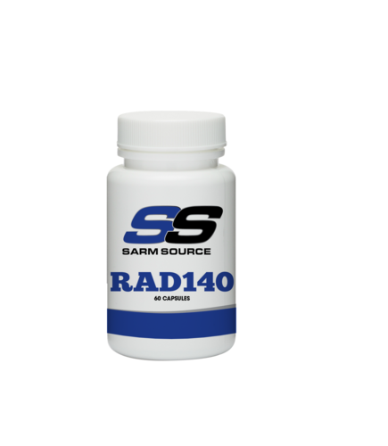RAD140 (TESTOLONE) Caps 10mg per 2 caps- 60 capsules per bottle