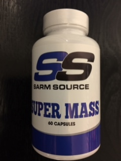 SUPERMASS Sarm with (LGD+RAD140+YK11+OSTARINE+LAXOGENIN) 30 day supply