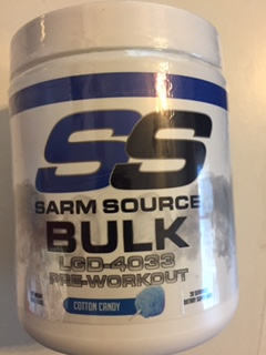 Sarm Source Bulk Pre-Workout with LGD 4033 30 Servings